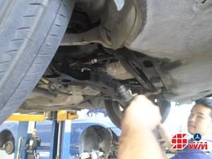 ถอดแร็ค W211 อู่ซ่อมเบนซ์ SW