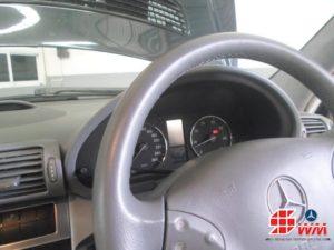 ซ่อม Airbag sensor ศูนย์เบนซ์ SW 3