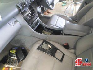 ซ่อม Airbag sensor ศูนย์เบนซ์ SW 2