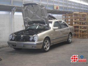 ศูนย์เบนซ์ SW ซ่อมรถเบนซ์เรียบร้อย 2