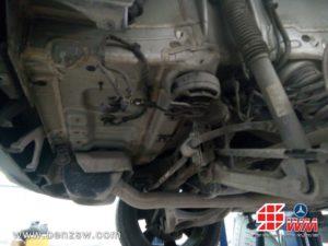 อู่ซ่อมเบนซ์ ซ่อม AdBlue Tank 2