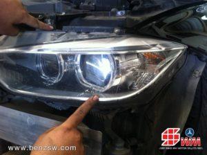 อู่เบนซ์ เอส ดับบลิว งานซ่อม BMW320d 1