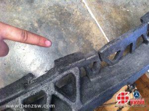 อู่เบนซ์ เอส ดับบลิว งานซ่อม BMW320d 6