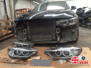 อู่เบนซ์ เอส ดับบลิว งานซ่อม BMW320d 10