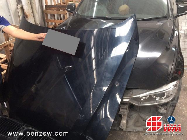อู่เบนซ์ เอส ดับบลิว งานซ่อม BMW320d 12