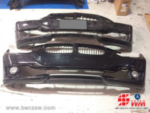 อู่เบนซ์ เอส ดับบลิว งานซ่อม BMW320d 11