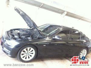 อู่เบนซ์ เอส ดับบลิว งานซ่อม BMW320d 19