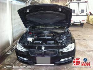 อู่เบนซ์ เอส ดับบลิว งานซ่อม BMW320d 20
