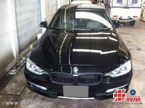 อู่เบนซ์ เอส ดับบลิว งานซ่อม BMW320d 21