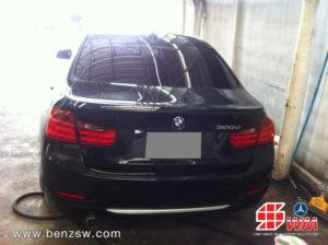 อู่เบนซ์ เอส ดับบลิว งานซ่อม BMW320d 22