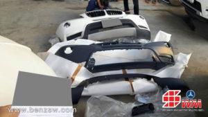 อู่เบนซ์ ซ่อมกันชนหน้า BMW X3 ภาพ 3