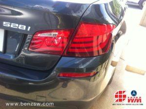 ผลงานซ่อม BMW 528I อู่เบนซ์ เอส ดับบลิว 3