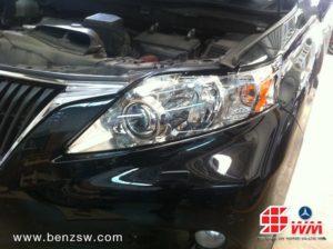 ภาพหลังซ่อม Lexus RX350 ภาพที่ 1