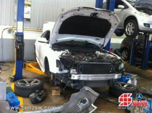 งานซ่อม Audi A5