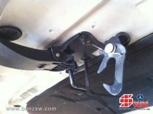 งานซ่อม Audi A5 ที่เปิดกระโปรงหน้าหัก 2