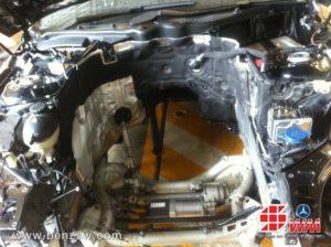 ตัวถัง Benz E300 Hybrid