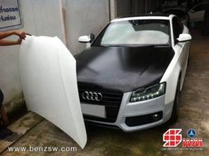 ฝากระโปรง Audi A5