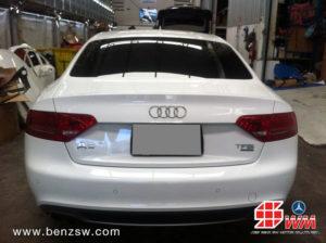 ภาพหลังซ่อม Audi A5 ภาพที่ 4