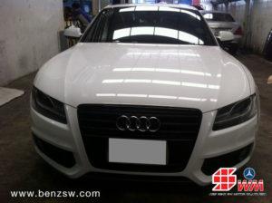 ภาพหลังซ่อม Audi A5 ภาพที่ 1