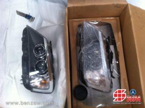 โคมไฟใหญ่หน้า BMW X3 เปลี่ยน
