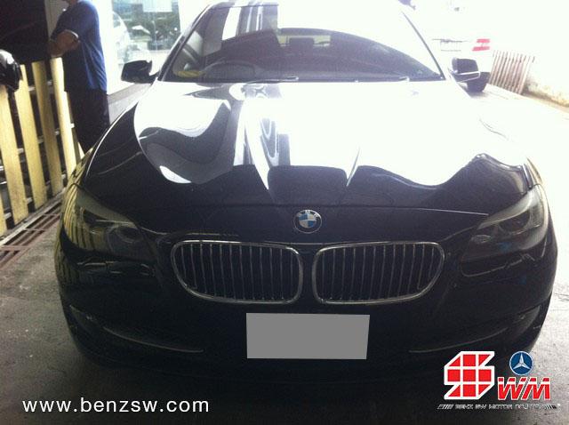 ซ่อม BMW 520d ที่ อู่ซ่อมเบนซ์