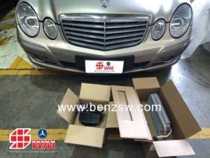 รถเบนซ์ Benz W211 E220 CDI #แอร์ไม่เย็น ซ่อมจบ อะไหล่เบนซ์ ใหม่แท้