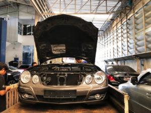 หัวตัด Benz w211