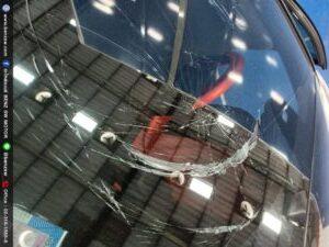 กระจกบังลมหน้า Mercedes Benz GLA250 ที่เบนซ์ เอส ดับบลิว กระจกบังลมหน้า นำเข้าแท้คุณภาพดี ราคาถูก