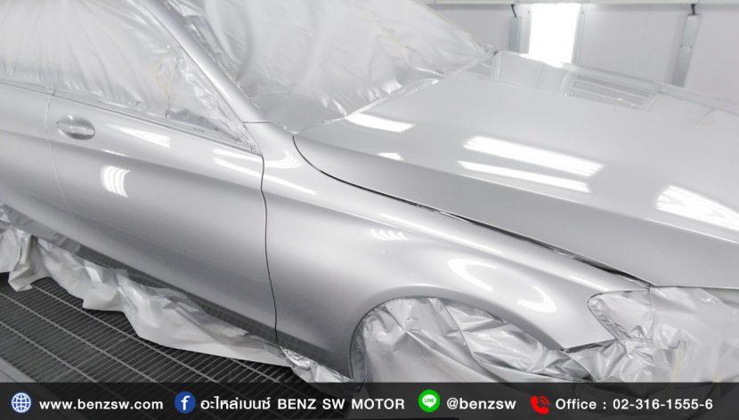 benz sw motor ศูนยฺ์ซ่อมรถยุโรป ครบวงจร
